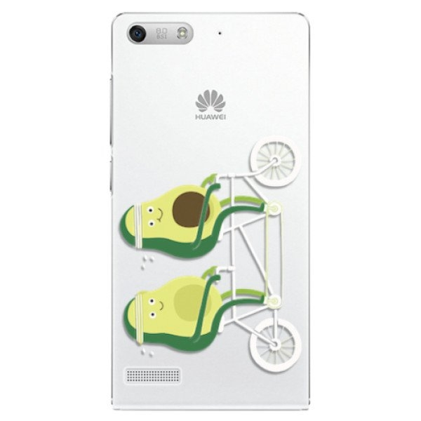 iSaprio Plastové pouzdro iSaprio - Avocado - Huawei Ascend G6