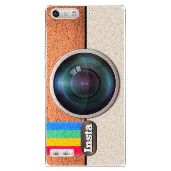 iSaprio Plastové pouzdro iSaprio - Insta - Huawei Ascend G6