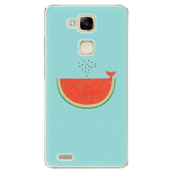 iSaprio Plastové pouzdro iSaprio - Melon - Huawei Mate7