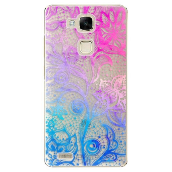 iSaprio Plastové pouzdro iSaprio - Color Lace - Huawei Mate7