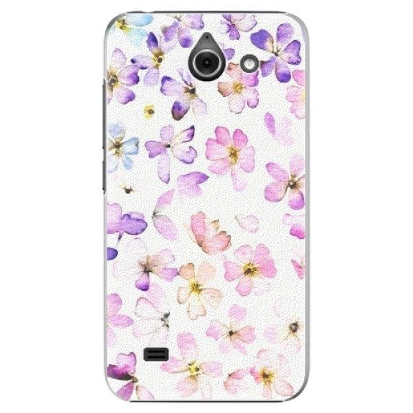 iSaprio Plastové pouzdro iSaprio - Wildflowers - Huawei Ascend Y550
