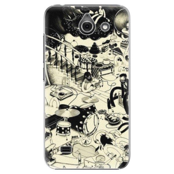 iSaprio Plastové pouzdro iSaprio - Underground - Huawei Ascend Y550