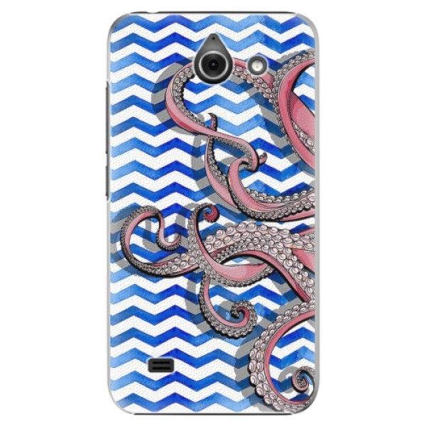 iSaprio Plastové pouzdro iSaprio - Octopus - Huawei Ascend Y550