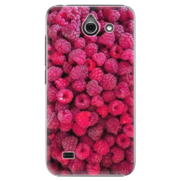 iSaprio Plastové pouzdro iSaprio - Raspberry - Huawei Ascend Y550
