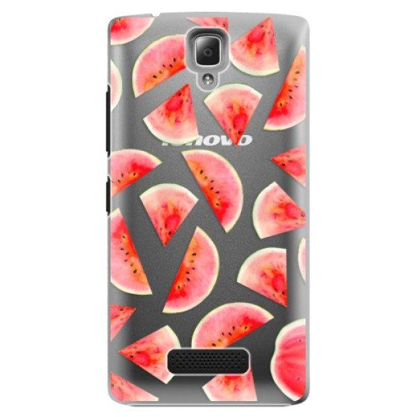 iSaprio Plastové pouzdro iSaprio - Melon Pattern 02 - Lenovo A2010