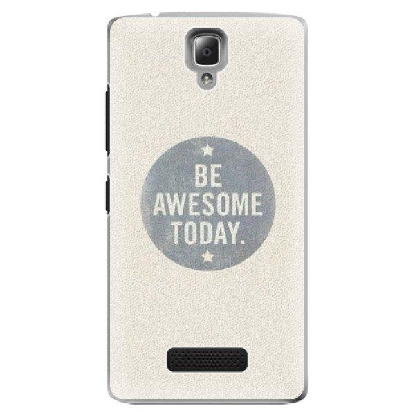 iSaprio Plastové pouzdro iSaprio - Awesome 02 - Lenovo A2010