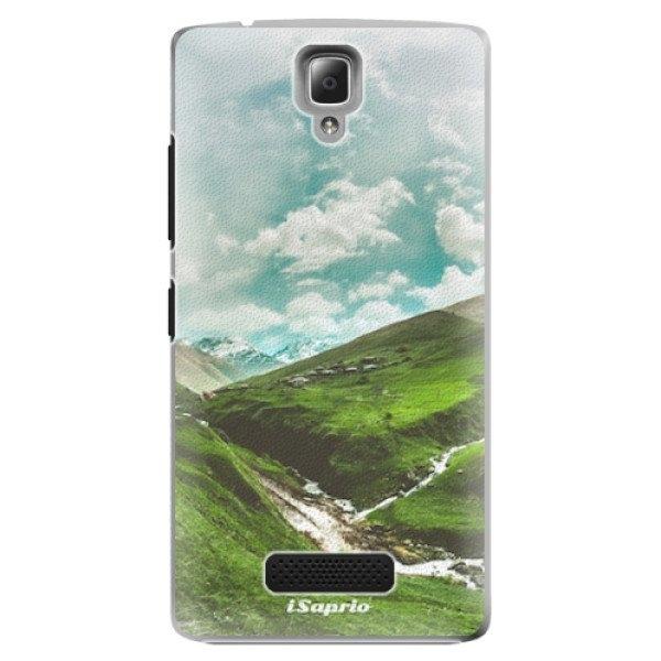 iSaprio Plastové pouzdro iSaprio - Green Valley - Lenovo A2010