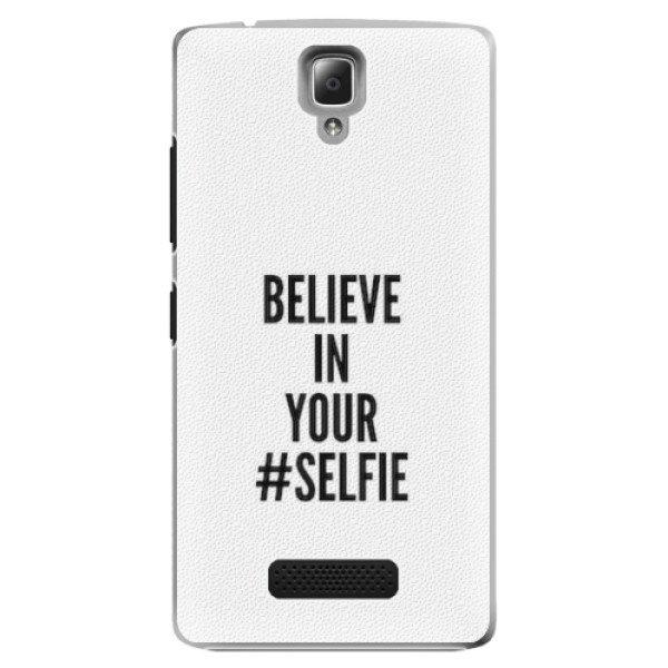 iSaprio Plastové pouzdro iSaprio - Selfie - Lenovo A2010