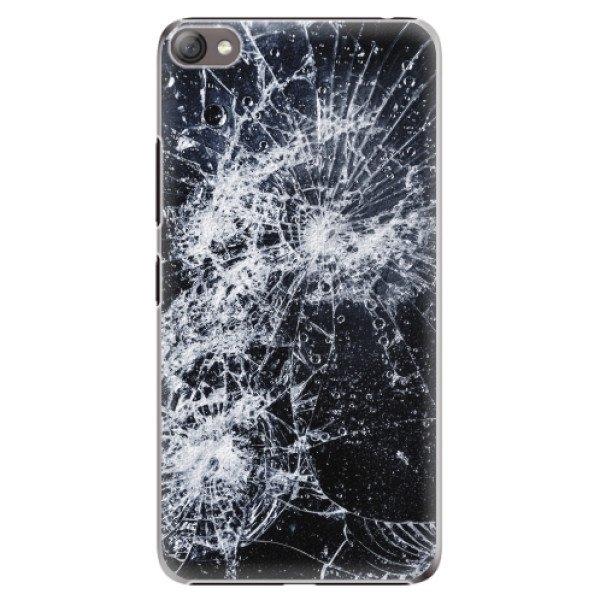 iSaprio Plastové pouzdro iSaprio - Cracked - Lenovo S60