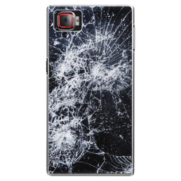 iSaprio Plastové pouzdro iSaprio - Cracked - Lenovo Z2 Pro