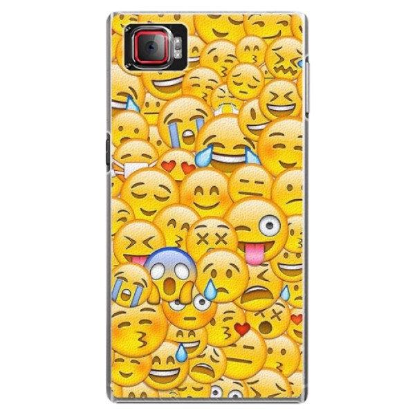 iSaprio Plastové pouzdro iSaprio - Emoji - Lenovo Z2 Pro