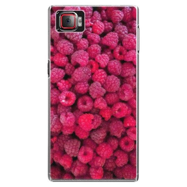 iSaprio Plastové pouzdro iSaprio - Raspberry - Lenovo Z2 Pro
